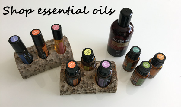 Shop essential oils
