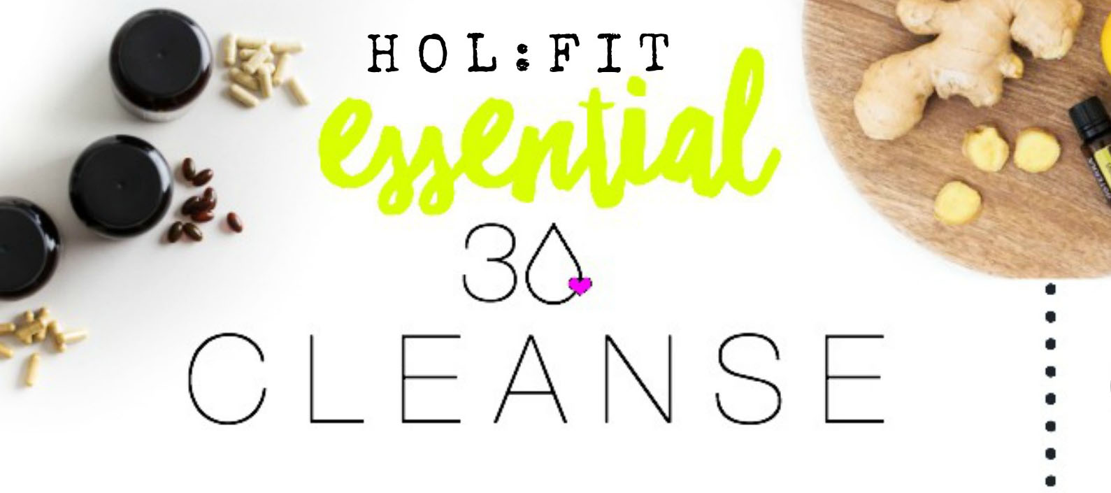 Hol-Fit 30 day cleanse image