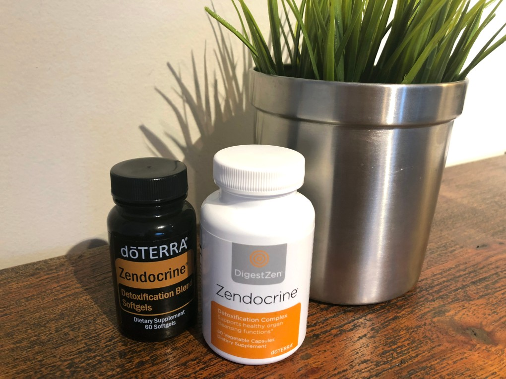 doTERRA zendocrine supplements